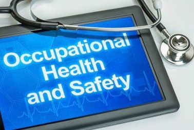 Occupational Health and Safety graphic