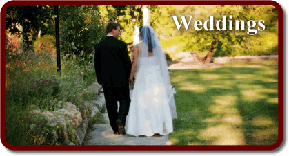 Special Weddings at The Davies Family Inn