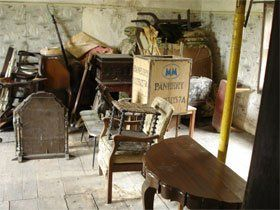 Antique dealers - Shrewsbury, Shropshire - House Clearance Emporium - Antique clearance