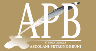 STUDIO LEGALE ASSOCIATO ASCOLANI PETRONE BRUNI - LOGO