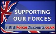 british forces discounts logo