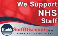 staff discounts logo