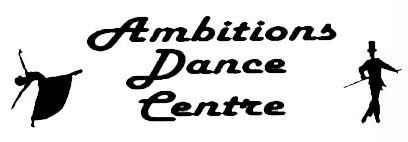 Ambitions Dance Centre logo
