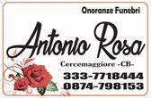 Onoranze Funebri Antonio Rosa logo