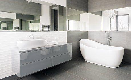 Designer bathrooms | Monsoon Bathrooms & Tiles