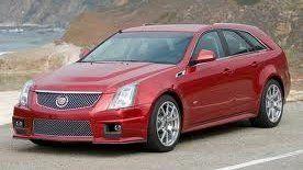 Cadillac hatchback