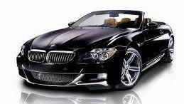 BMW converatible