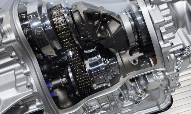 Car transmission mechanism