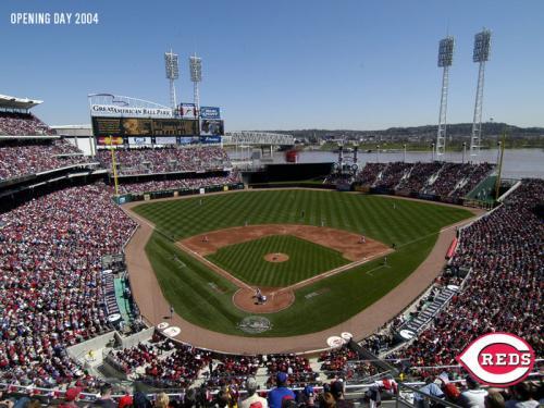 Cincinnati Reds Baseball Stadium
