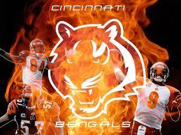 Cincinnati Bengals Football flyer