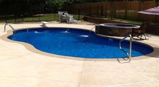 Residential Swimming Pool Design Theodore Al Coastal