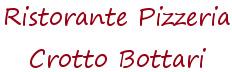 RISTORANTE PIZZERIA CROTTO BOTTARI  - LOGO
