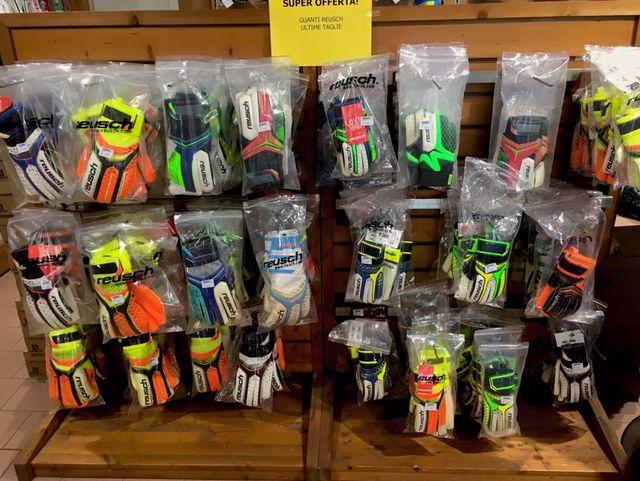 guanti e sci