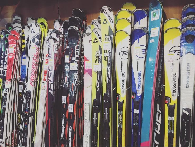 Attrezzature per sci da Snow Sport a Merone