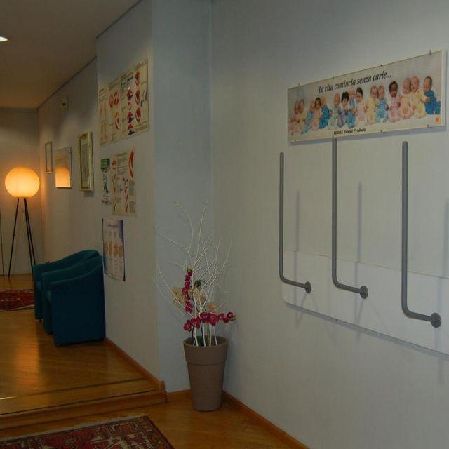 ingresso di uno studio dentistico
