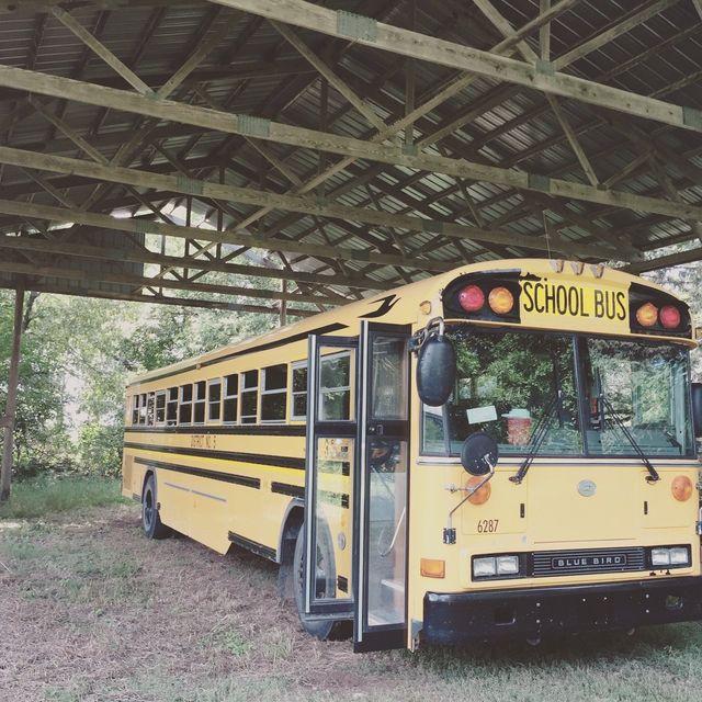 Healthy Living | Home Improvement | School Bus Conversion