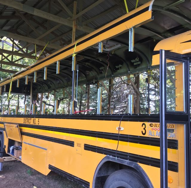 Healthy Living   Home Improvement   School Bus Conversion