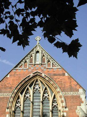 Raked joint - Bicester, Oxfordshire - Advanced Repointing - Church