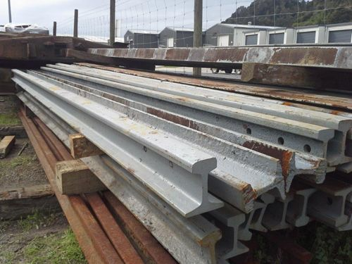 Railway iron supplier in New Zealand