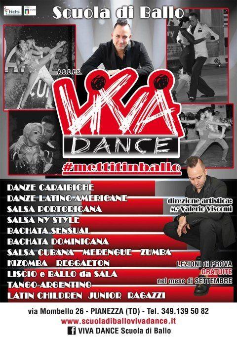 scuola di ballo viva dance