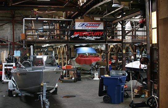 mercury outboard repair seattle