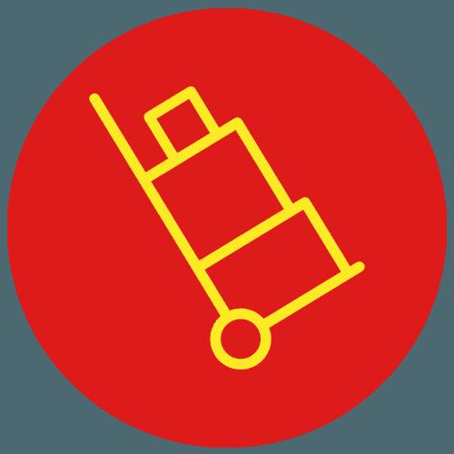consegna cart icon