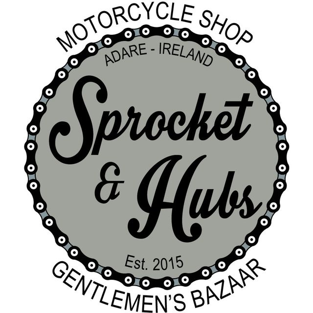 Sprocket and Hubs - Motorcycle Shop and Gentlemen's Bazaar