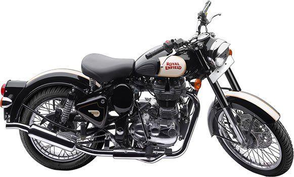 Royal Enfield Classic 500 - Black