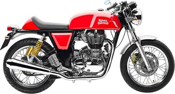 Royal Enfield Continental GT Cafe Racer
