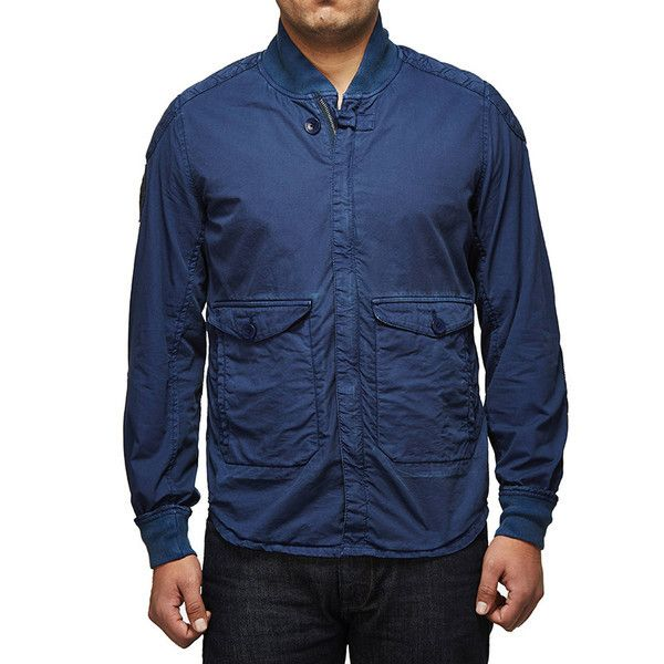 Royal Enfield M-WD/RE126 Light Jacket Navy