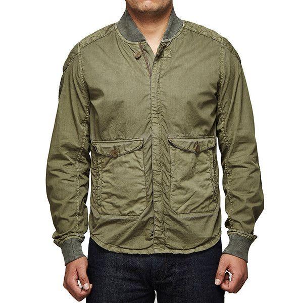 yal Enfield M-WD/RE126 Light Jacket Olive