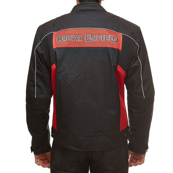 Royal Enfield GT Continental Riding Jacket Black