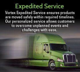 Vortex Freight Systems - Expedited