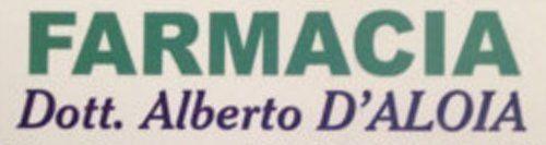 Farmacia Dott. Alberto D'Aloia - Logo