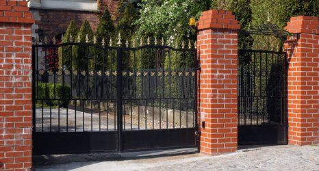 High Quality Iron Gates In Rotherham