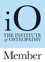 The Institute of Osteopathy member logo