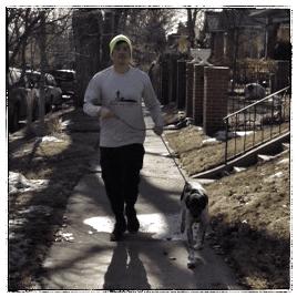 Dog Runner - Dog Walker - Christopher