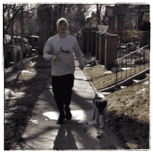 Dog Runner - Dog Walker - Christopher