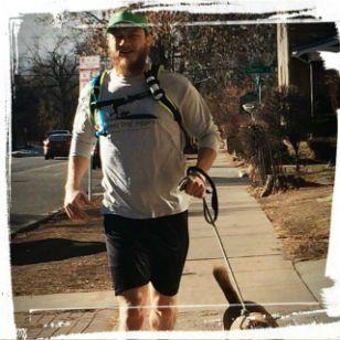 Dog walker - dog runner - Craig