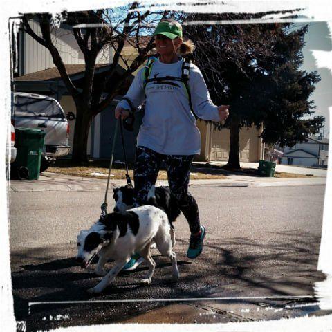 Dog walker Denver - Alyssa