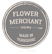 FLOWER MERCHANT logo