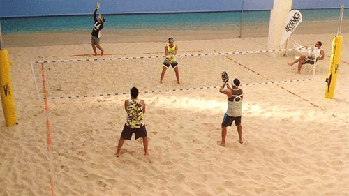 corsi beach volley e beach tennis
