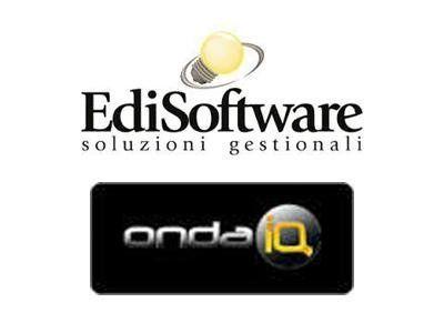 EdiSoftware soluzioni gestionale _ onda IQ loghi