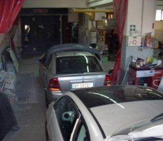 Carrozzerie automobili