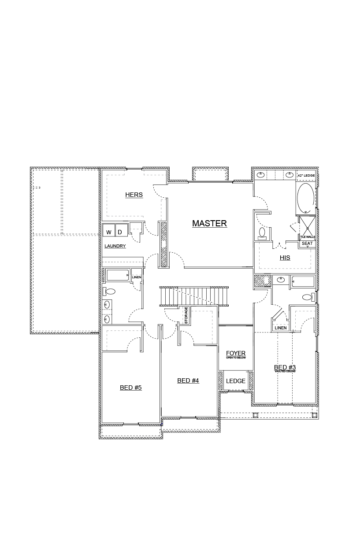 2cd Floor new home