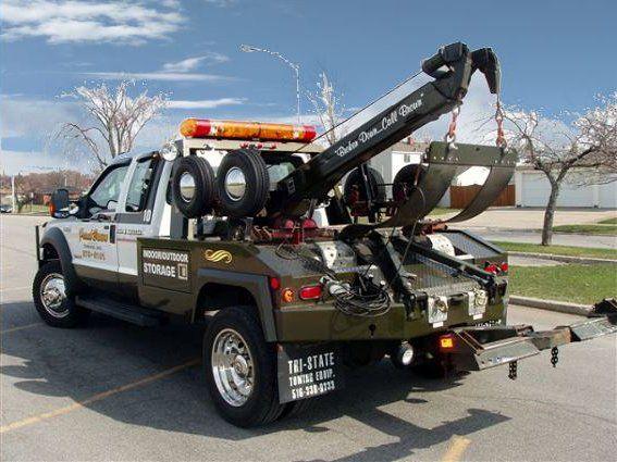 Towing Company Buffalo NY