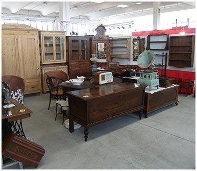 vendita mobili restaurati