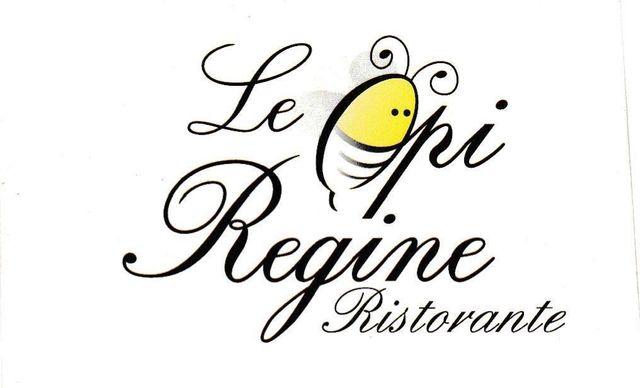 LE API REGINE - RISTORANTE - logo