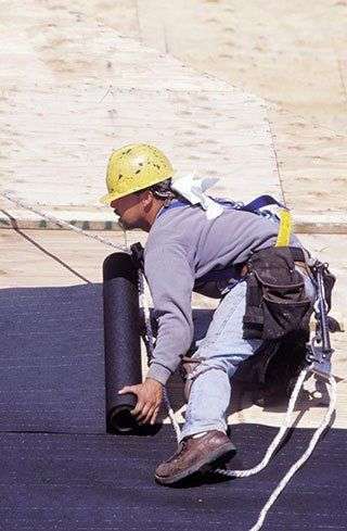 Roofing Contractor Trumbull, CT