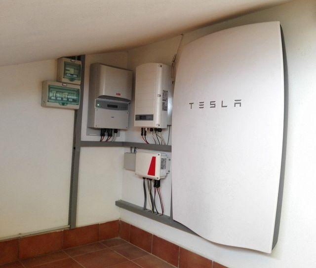 esempio di impianto fotovoltaico residenziale